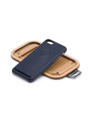 Bellroy Phone Case 1 Card iPhone 7 / 8 Bluesteel - MORE by Morello - Indonesia