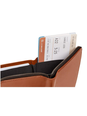 Bellroy Travel Folio Caramel - MORE by Morello Indonesia