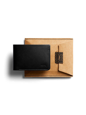 Bellroy The Low Wallet Black - MORE by Morello - Indonesia
