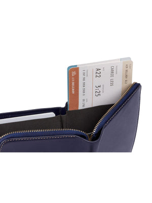 Bellroy Travel Folio Navy - MORE by Morello Indonesia