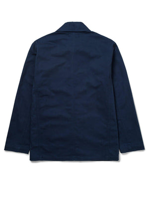 Contentment. Twill Navy Shacket