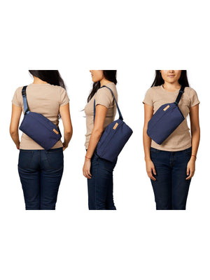 Bellroy Sling Bag Ink Blue - MORE by Morello Indonesia