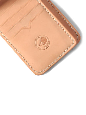 Voyej Nusa Natural Short Wallet - MORE by Morello - Indonesia