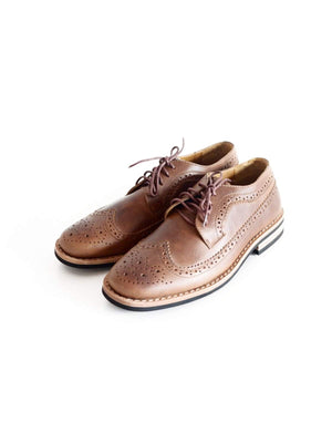 Chevalier Longwing Natural Chromexcel - MORE by Morello Indonesia