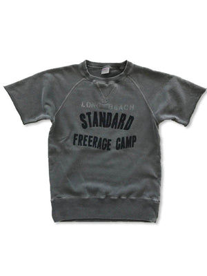 Free Rage Short Sleeve Sweat Standard Sumi - MORE by Morello Indonesia