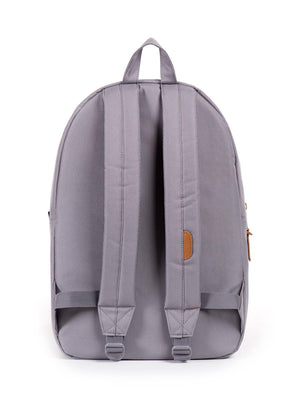 Herschel Settlement Backpack 600D Poly Grey 23L