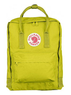 Fjallraven Kanken Classic Backpack Birch Green - MORE by Morello - Indonesia