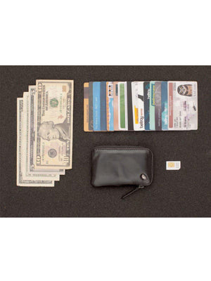 Bellroy Very Protective Wallet Black - MORE by Morello Indonesia