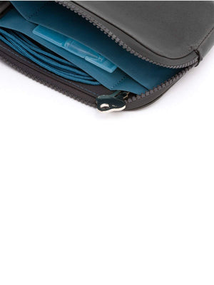 Bellroy All Conditions Essentials Pocket Leather Charcoal