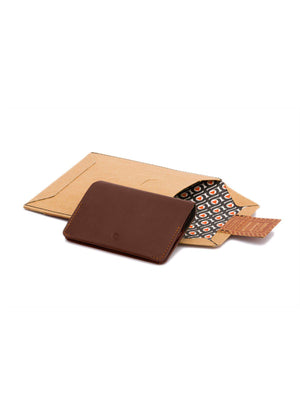 Bellroy Card Holder Cocoa - MORE by Morello - Indonesia