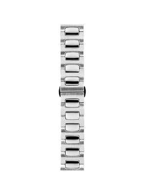Briston Steel Bracelet Silver for Clubmaster Chic 18mm - MORE by Morello - Indonesia