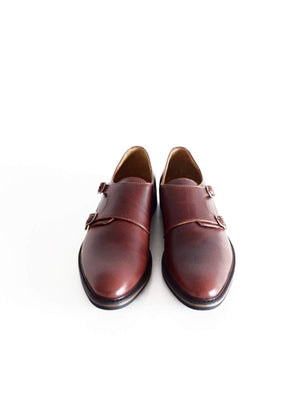 Chevalier Monkstrap Secret Brown