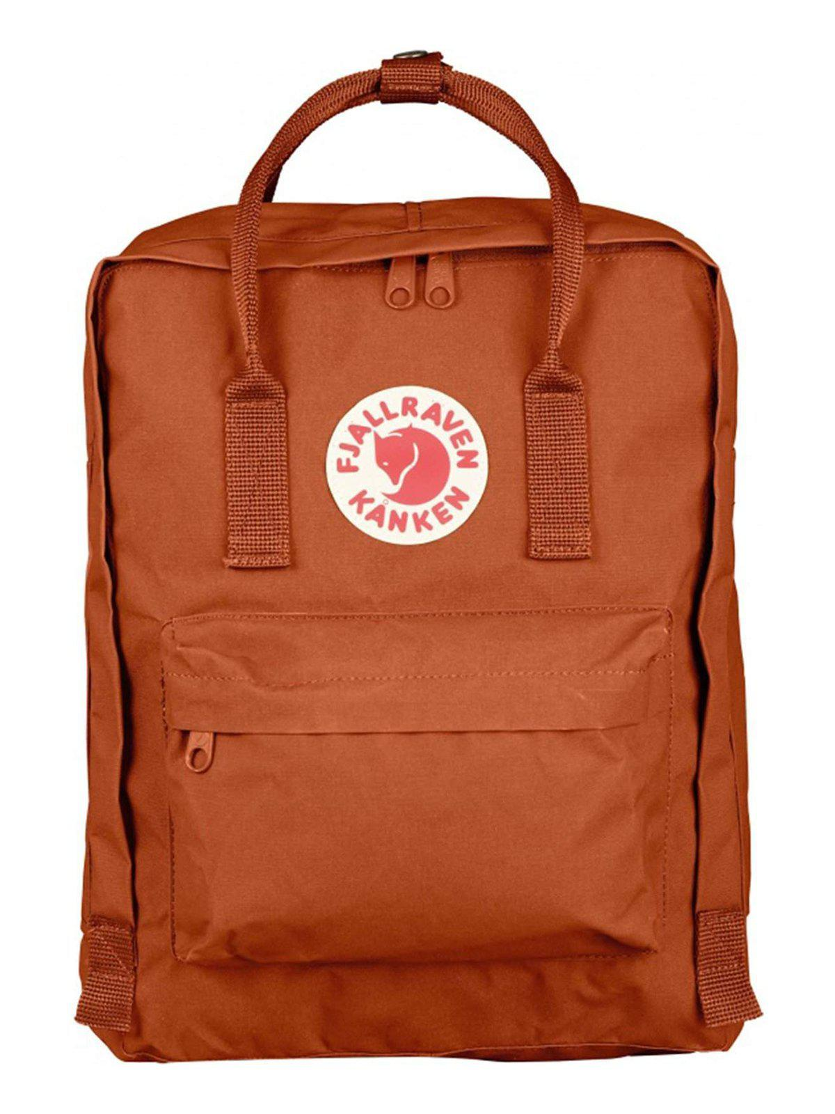 Fjallraven Kanken Classic Backpack Brick - MORE by Morello Indonesia