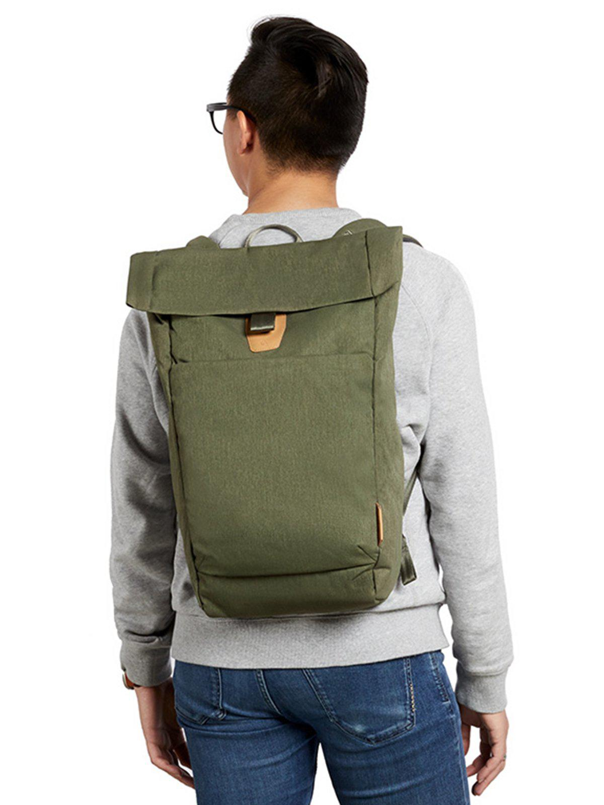 Bellroy Studio Backpack Olive - MORE by Morello Indonesia