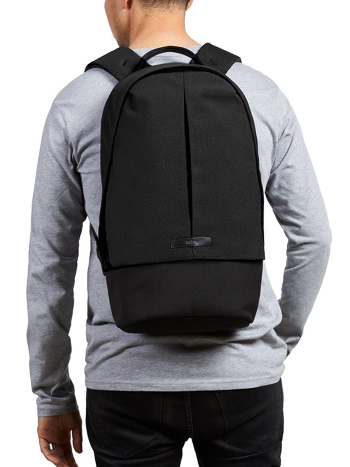 Bellroy Classic Backpack Plus Black - MORE by Morello Indonesia
