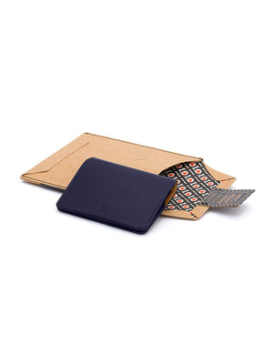 Bellroy Card Holder Navy - MORE by Morello - Indonesia