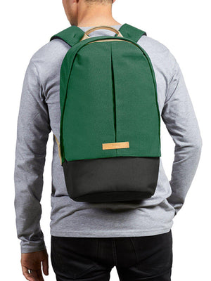Bellroy Classic Backpack Plus Forest Recycled - MORE by Morello Indonesia