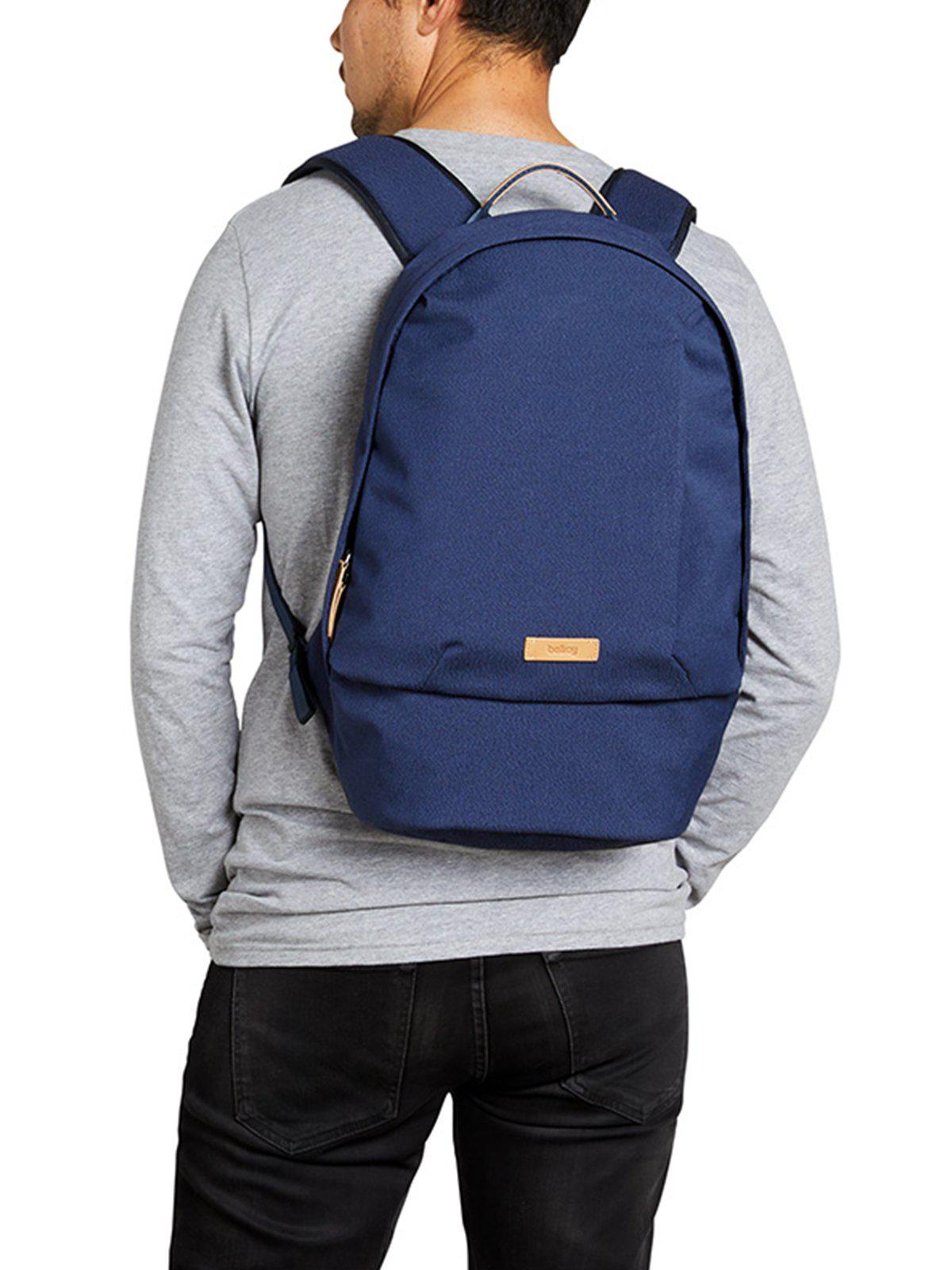Bellroy Classic Backpack Ink Blue - MORE by Morello Indonesia