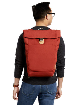 Bellroy Studio Backpack Red Ochre - MORE by Morello Indonesia