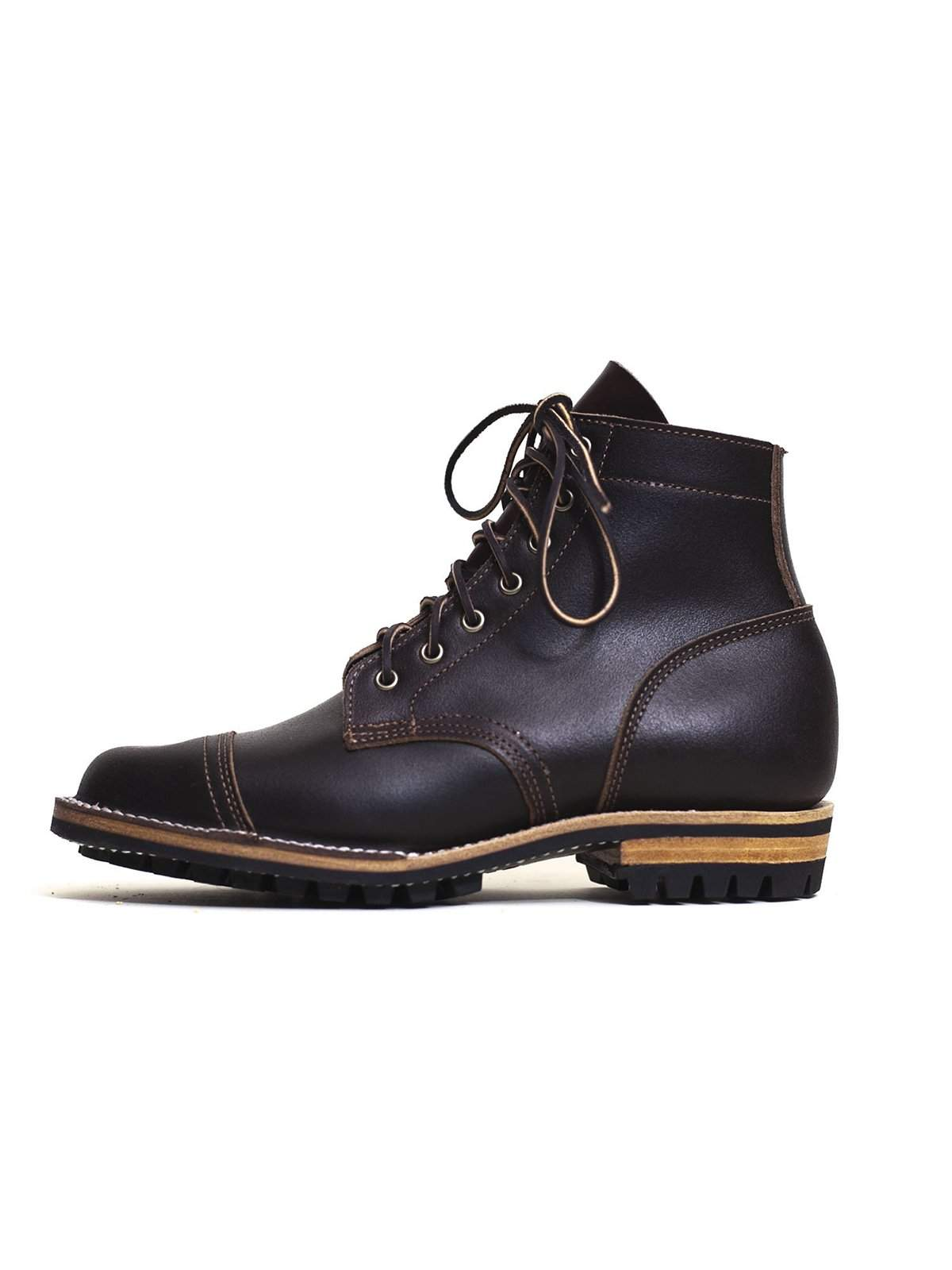 Truman Boot Co. Java Waxed Flesh - MORE by Morello Indonesia