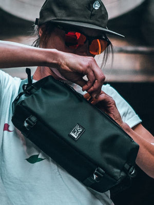 Chrome Industries Kovac Sling Bag Black - MORE by Morello - Indonesia