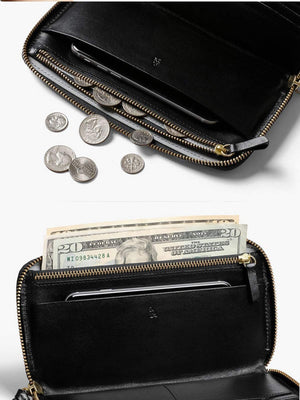 Bellroy Folio Wallet Black - MORE by Morello Indonesia