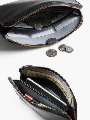 Bellroy Clutch Black - MORE by Morello Indonesia