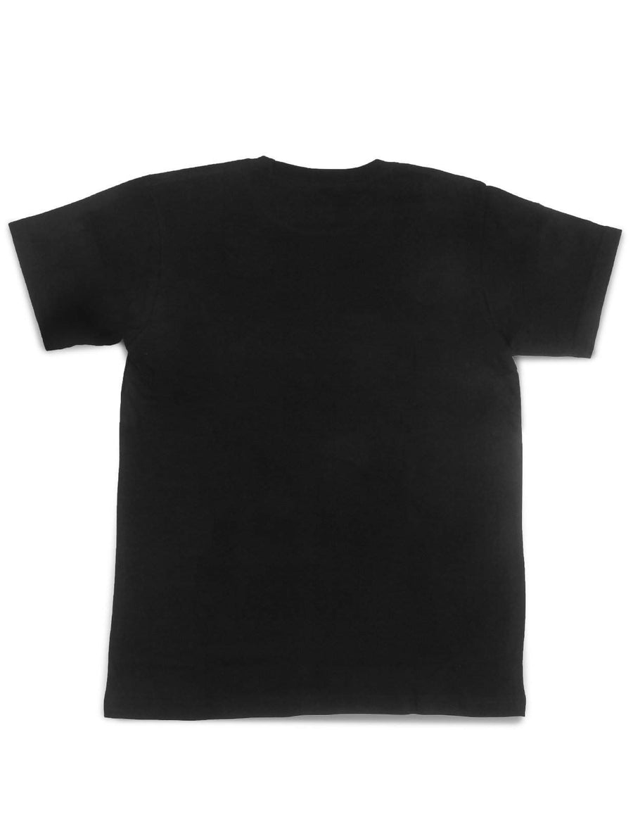 Jackhammer Basic Crewneck Tee Black - MORE by Morello