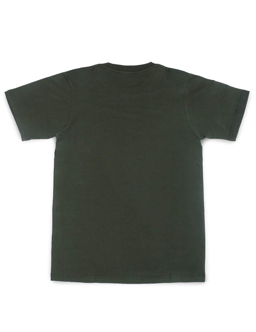 Jackhammer Beaver Pocket Tee Moss Grey - MORE by Morello - Indonesia