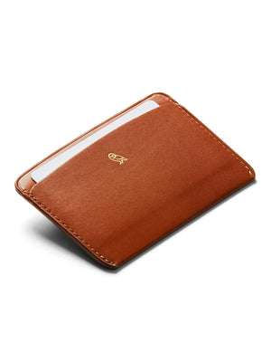 Bellroy Designers Edition Card Slip Wallet Burnt Sienna - MORE by Morello Indonesia