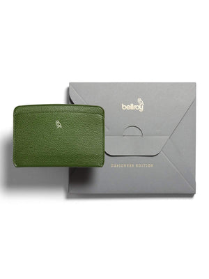 Bellroy Designers Edition Card Slip Wallet Forest - MORE by Morello Indonesia