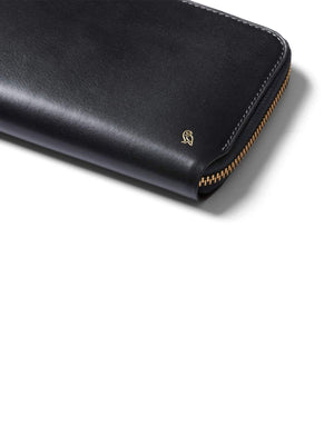 Bellroy Designers Edition Folio Wallet Black - MORE by Morello - Indonesia