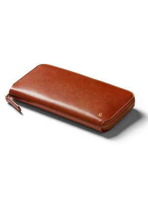 Bellroy Designers Edition Folio Wallet Burnt Sienna - MORE by Morello Indonesia