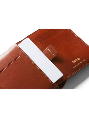 Bellroy Designers Edition Note Sleeve Wallet Burnt Sienna - MORE by Morello - Indonesia