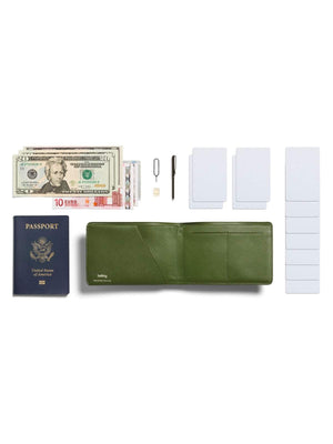 Bellroy Designers Edition Travel Wallet Forest - MORE by Morello