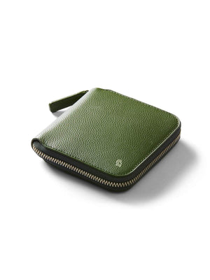 Bellroy Designers Edition Zip Wallet Forest - MORE by Morello Indonesia