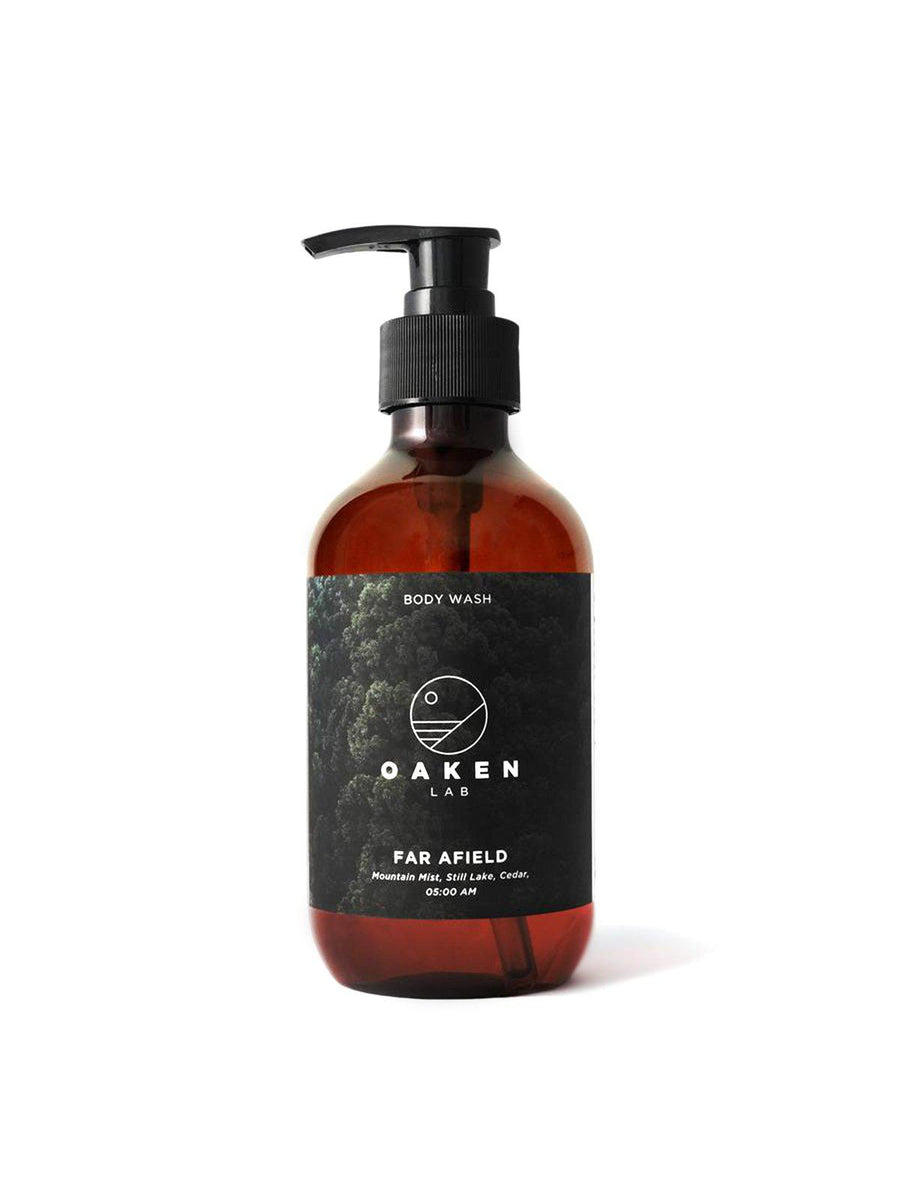 Oaken Lab Body Wash Far Afield 500ml - MORE by Morello - Indonesia