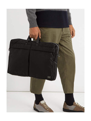Porter-Yoshida & Co. Tanker Large Nylon Briefcase-Bags-Porter-Yoshida & Co.-MORE by Morello