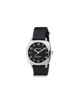 Briston Clubmaster Chic Steel HMS Black Dial 36mm - MORE by Morello Indonesia