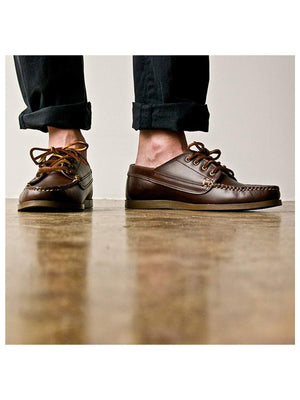 Oakstreet Bootmakers Brown Trail Oxford-Casual-Oakstreet Bootmakers-MORE by Morello