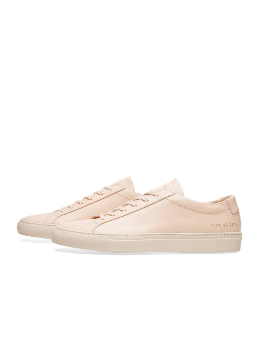 Common Projects Original Achilles Low Natural - MORE by Morello Indonesia