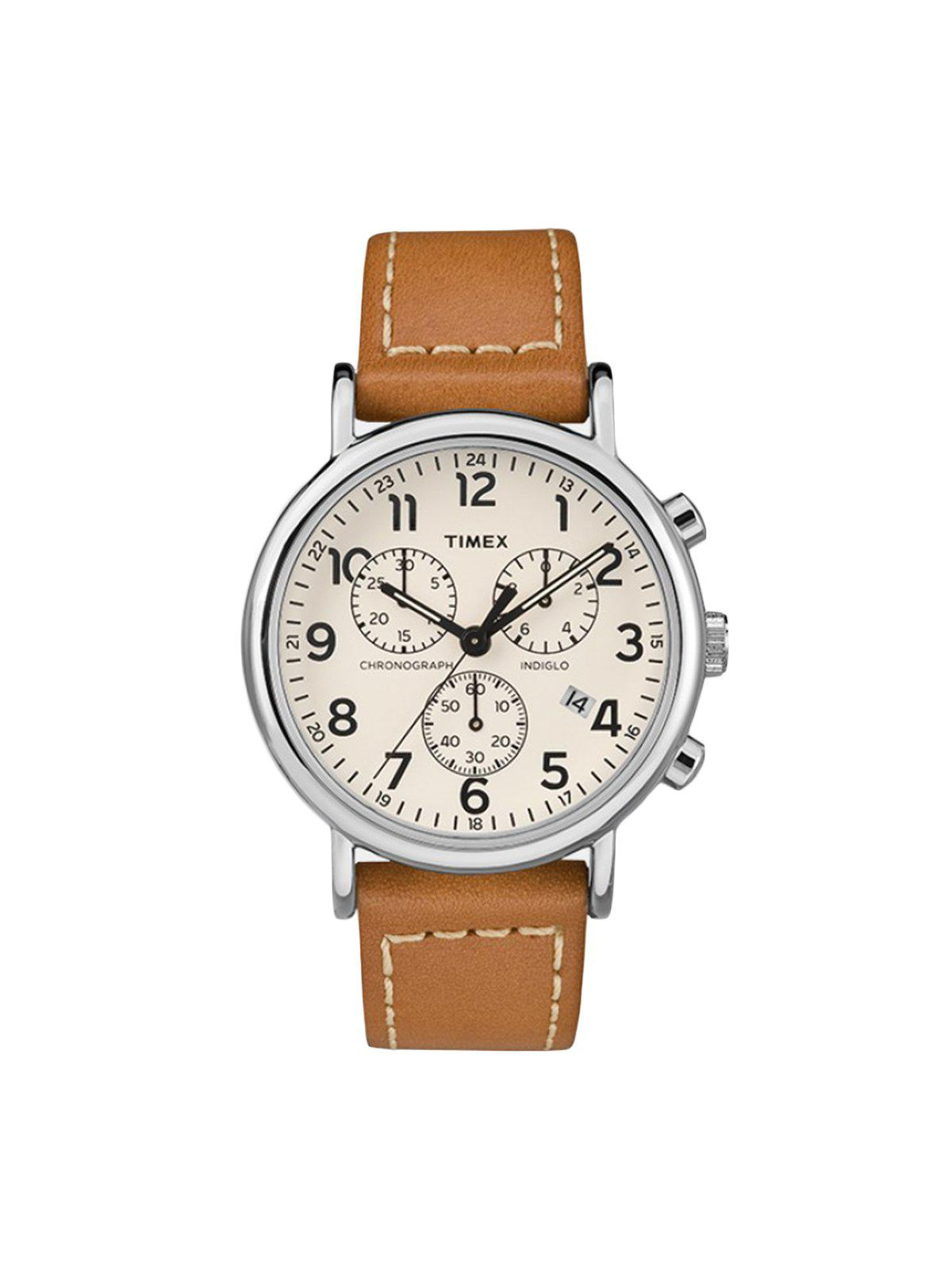 Timex Casual Weekender Chronograph TW2R42700 40mm - MORE by Morello Indonesia