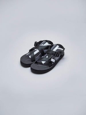 Suicoke CHIN-2 Black - MORE by Morello Indonesia