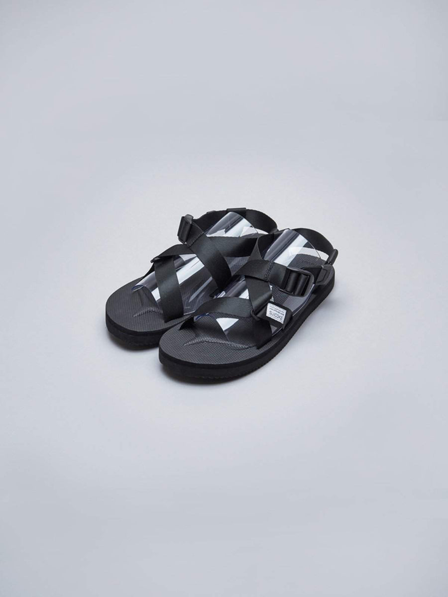 Suicoke CHIN-2 Black - MORE by Morello - Indonesia