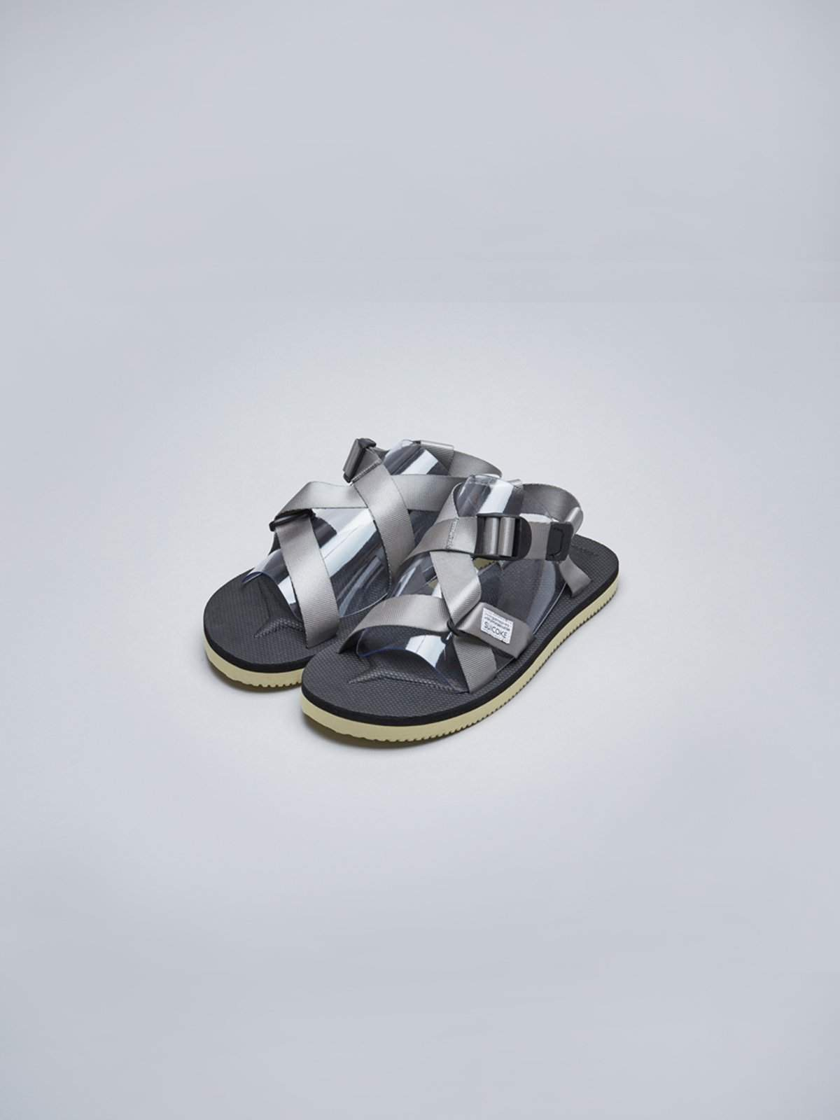Suicoke CHIN-2 Gray - MORE by Morello Indonesia