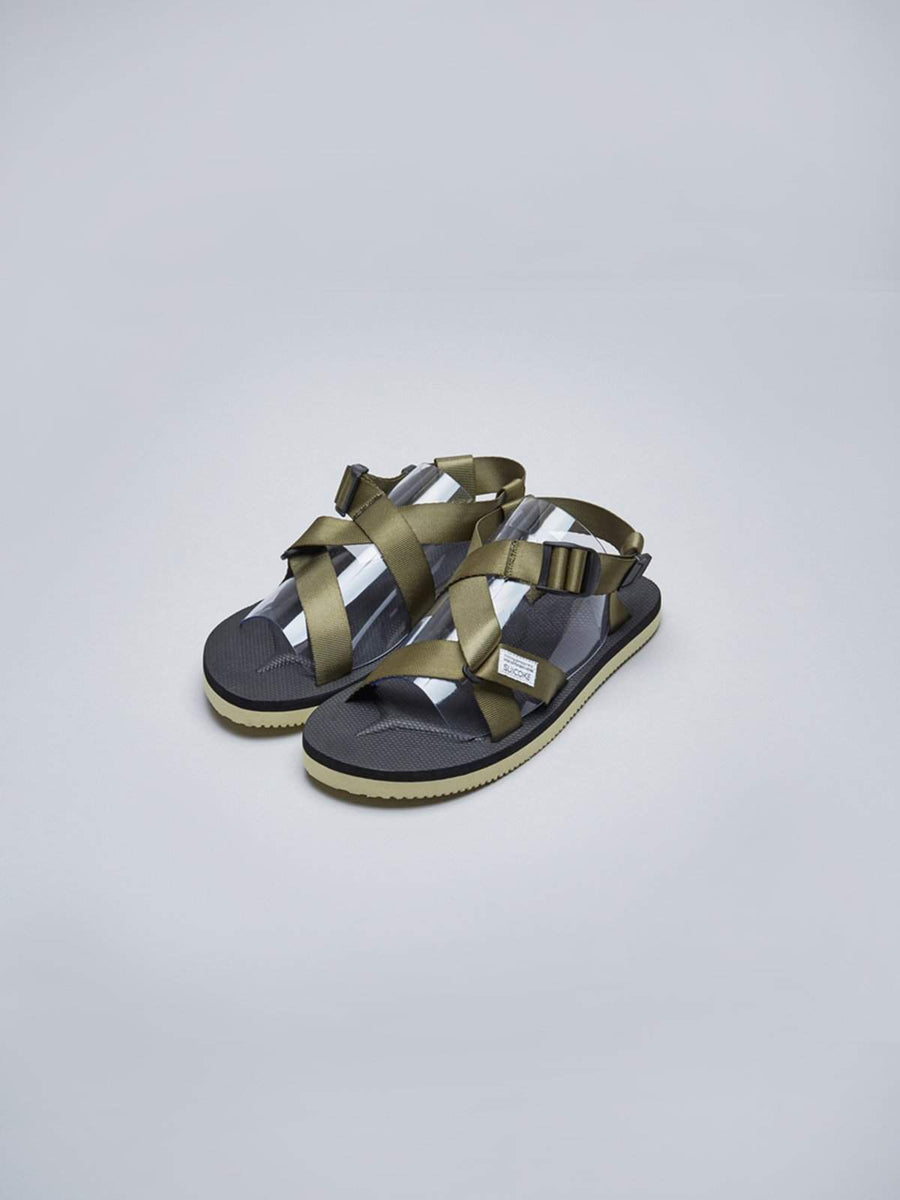 Suicoke CHIN-2 Olive-Sandals-Suicoke-MORE by Morello