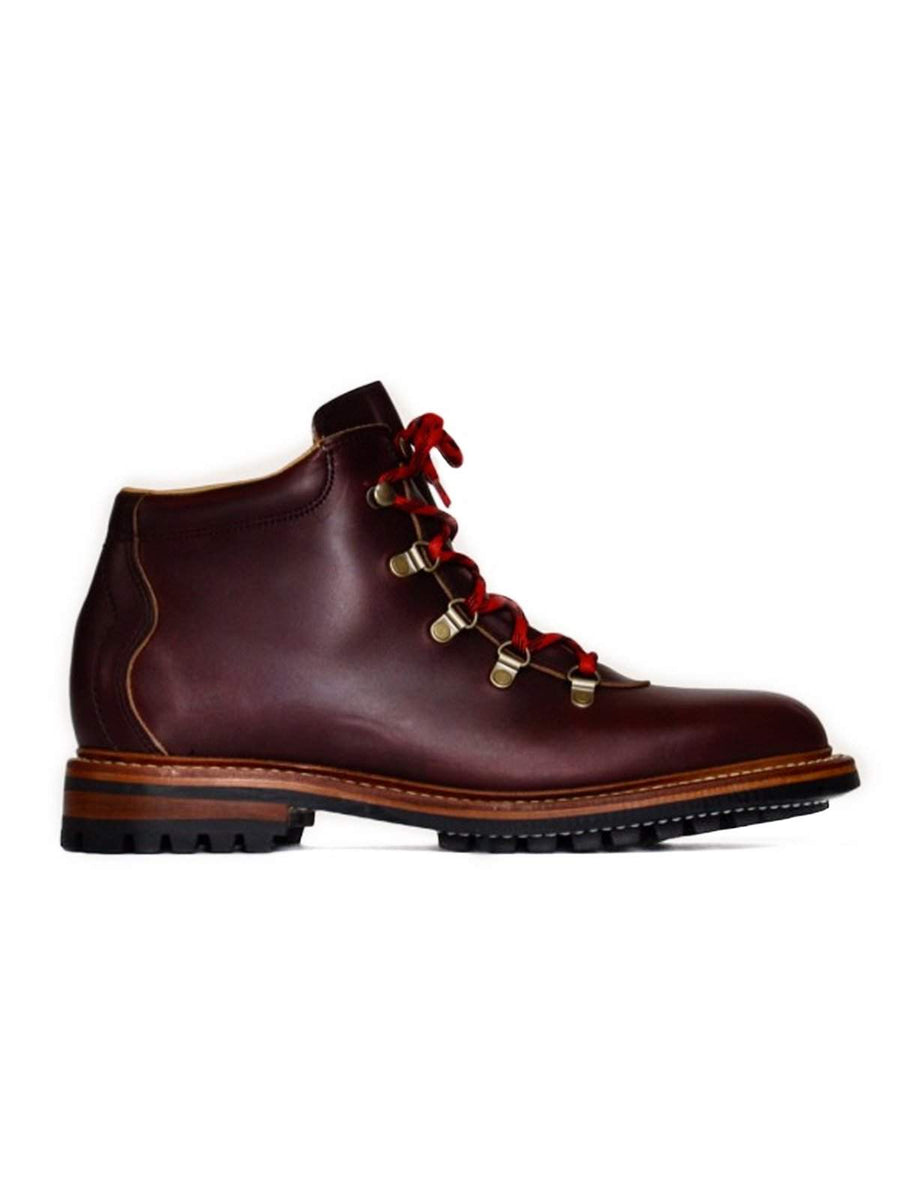 Oakstreet Bootmakers Color 8 Commando Sole Summit Boot - MORE by Morello