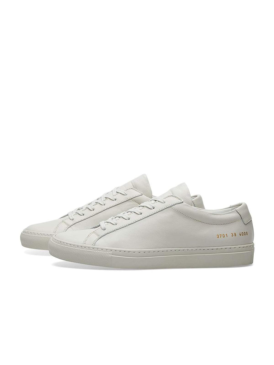 Common Projects Original Achilles Low Off White - MORE by Morello