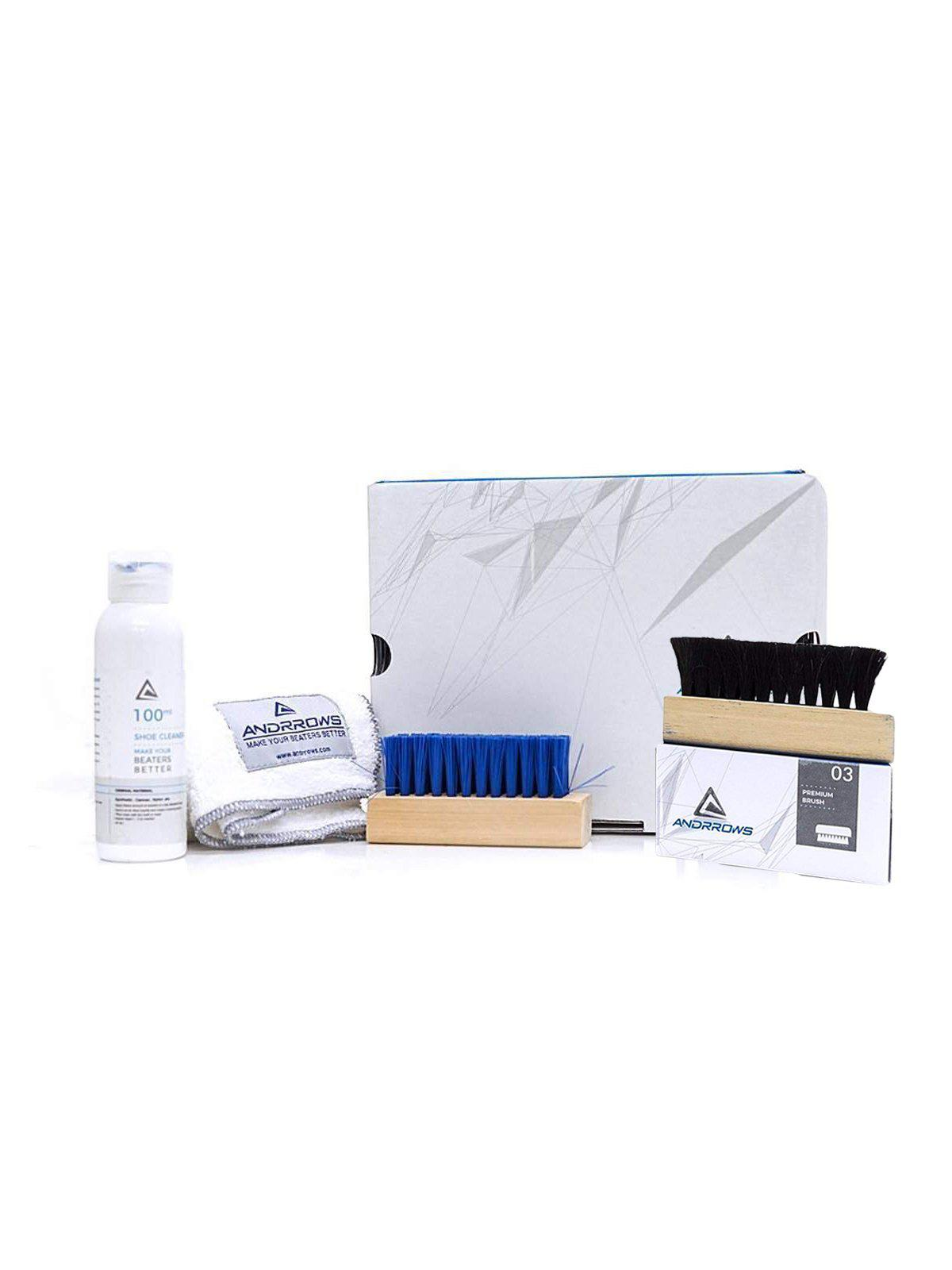 Andrrows Complete Pack (Starter Kit + Premium Brush) - MORE by Morello Indonesia