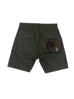 US Comp4ny M54 Short Pants Olive Green-Shorts-US Comp4ny-MORE by Morello